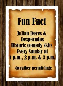 fun fact-cottages-julian