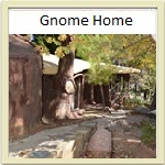 Gnome Home Framed