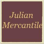 Julian mercantile logo