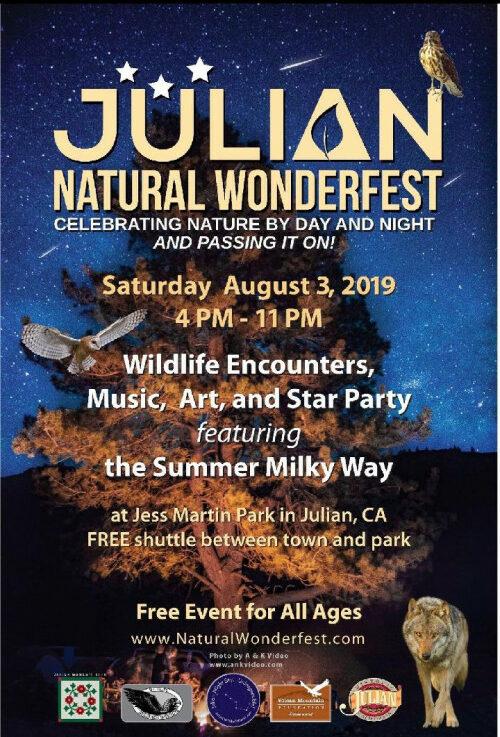 Julian Natural Wonderfest -