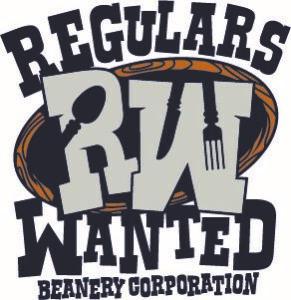 Regulars-wanted-beanery logo