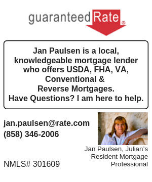 Jan Paulsen Mortgage Lender Ad