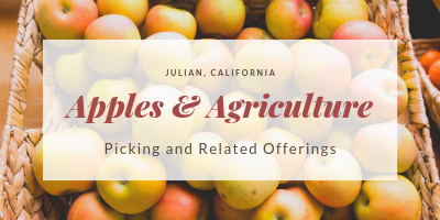 Apples & Agriculture Logo