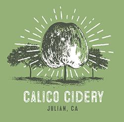 Calico Cider Julian CA. Logo