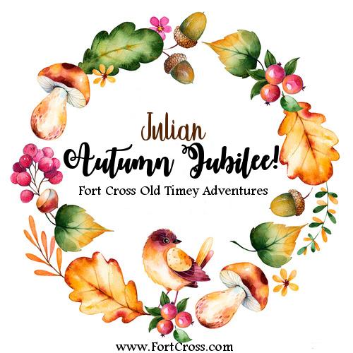 Julian Autumn Jubilee Logo