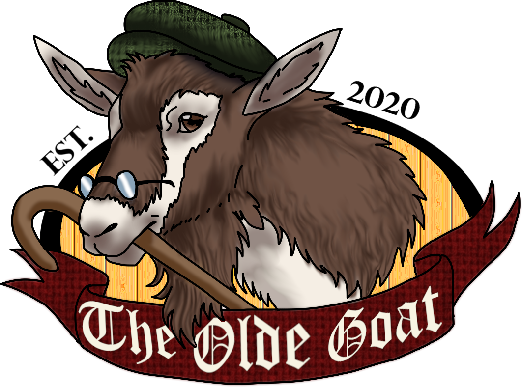 The Olde Goat Logo