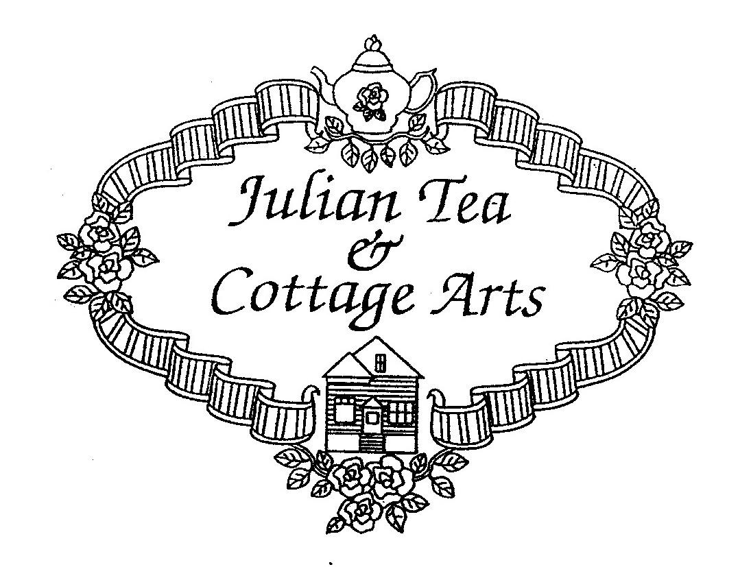 julian tea emblem