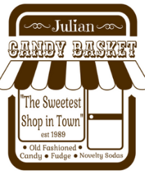 Julian Candy Basket logo