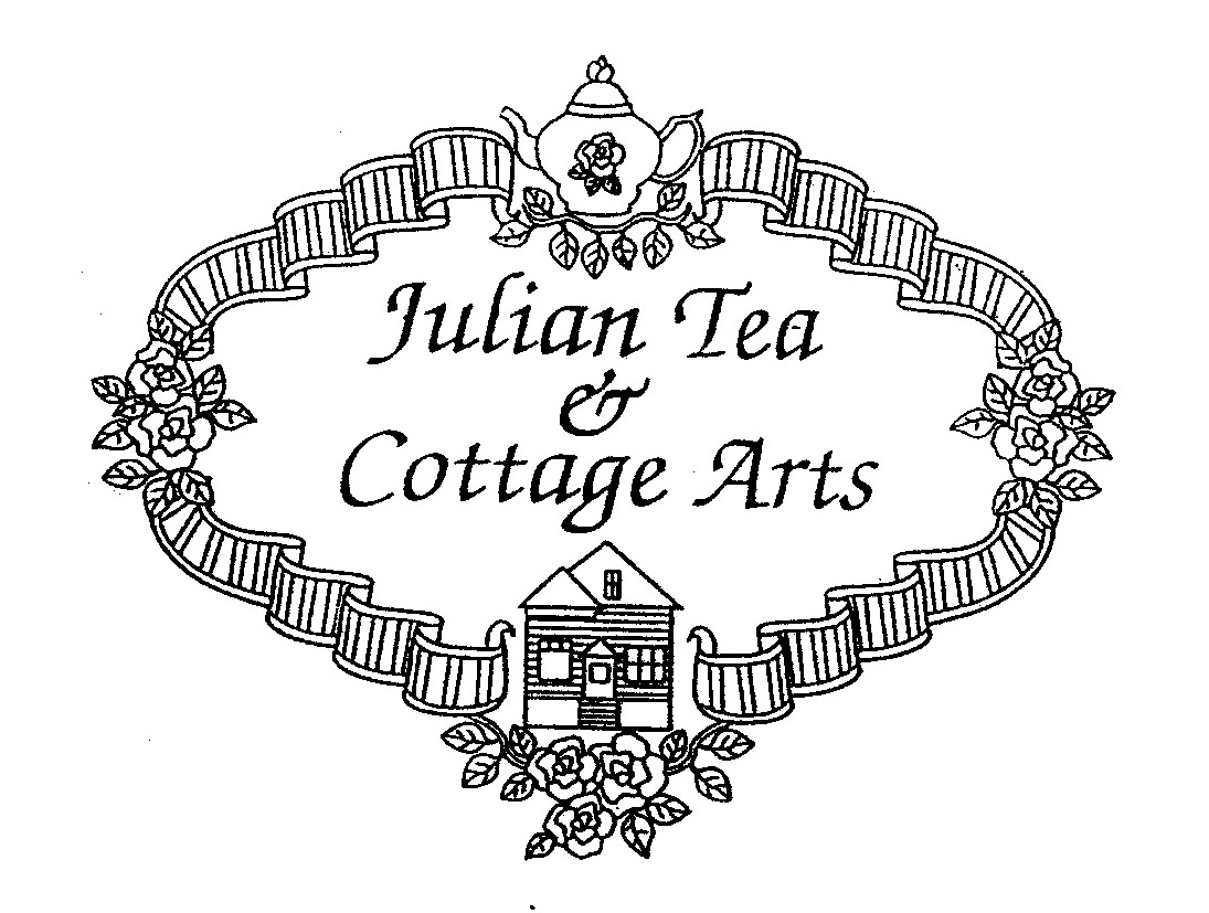 Julian Tea & Cottage Arts Logo