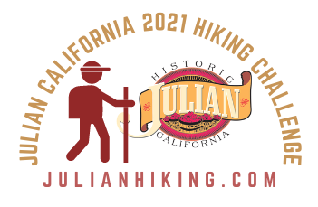 julian california 2021 hiking challenge