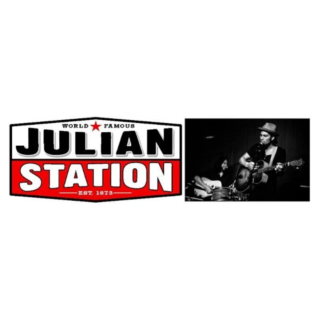 Julian station -event featured logo