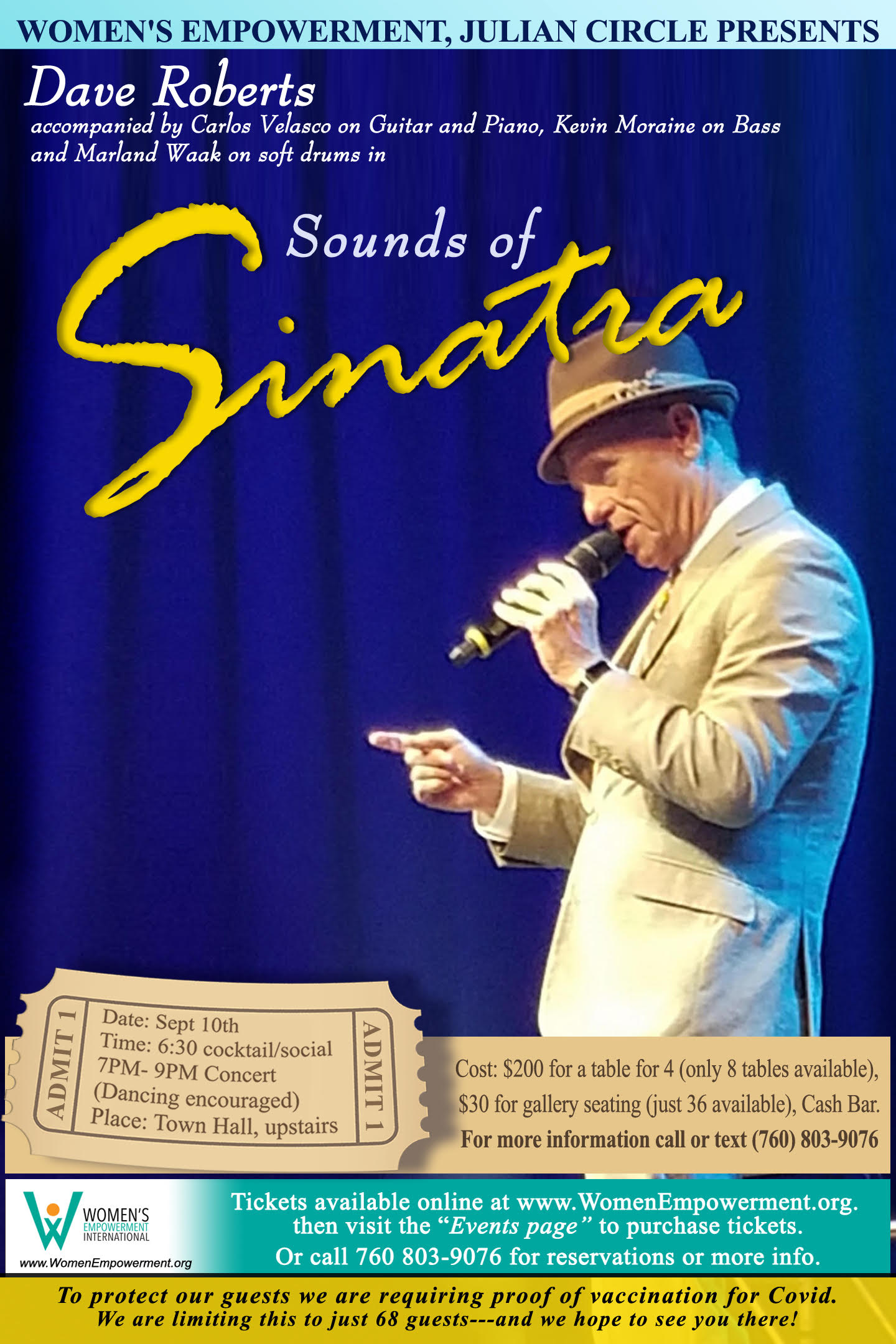 Sounds of Sinatra poster