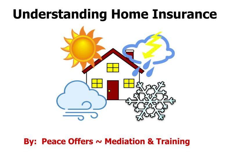 Understanding Home Insurance photo